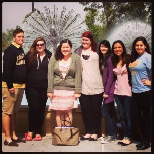 CSULB Chapter Members