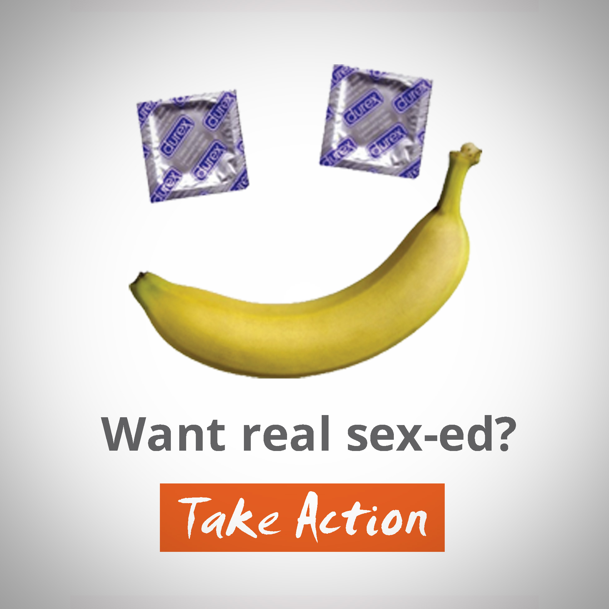 Take action on sex ed