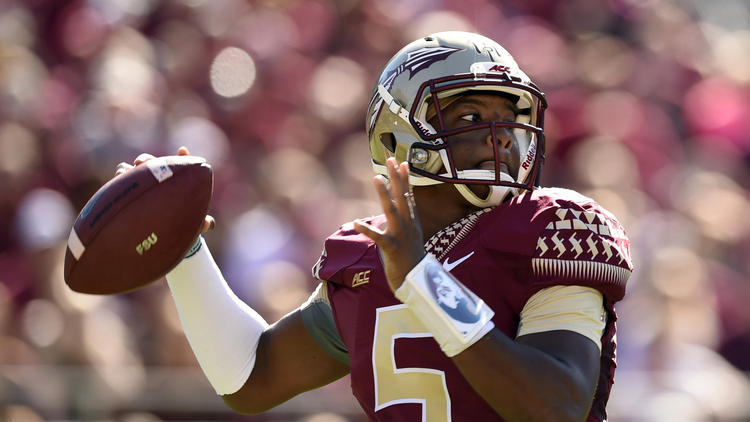 Jameis Winston- From USA Today