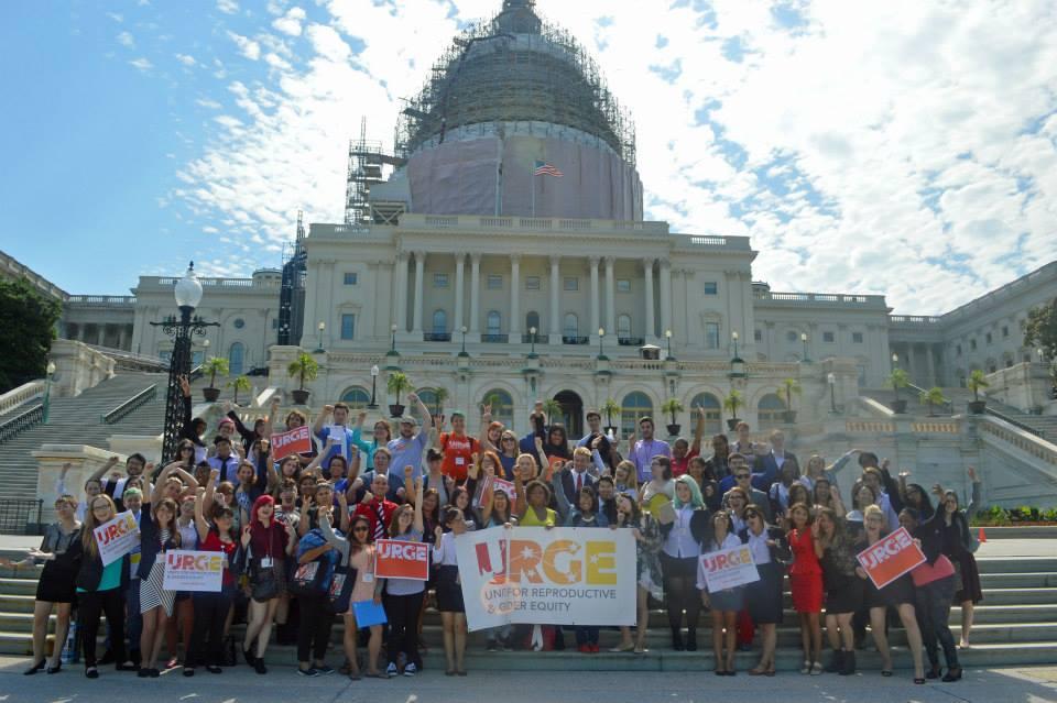 URGE advocacy day