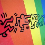 keith haring coming out day