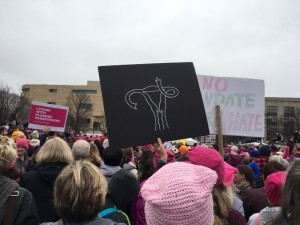 march sign