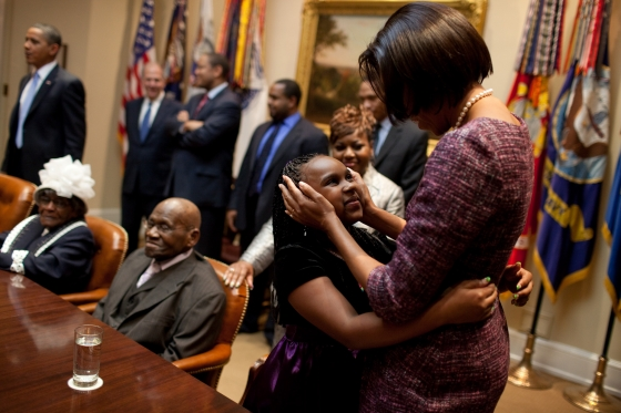 Michelle_Obama_with_young_girl_MLK_Day