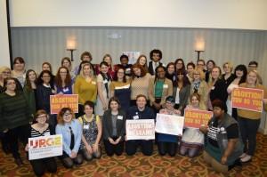 Ohio Advocacy Day Group Shot
