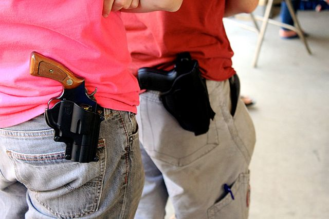 Kansas's New Concealed Carry Laws Don't Belong On Our Campuses | URGE