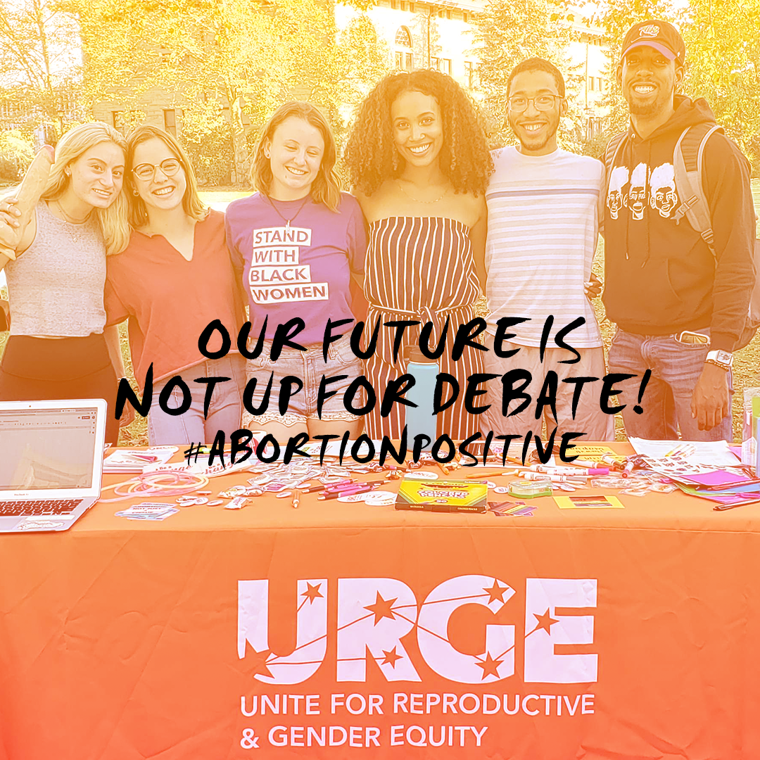 Our future is not up for debate!